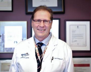 Dr. Garth Warnock, Professor