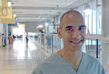 Faculty Spotlight – Dr  Neil Chadha | Department of Surgery